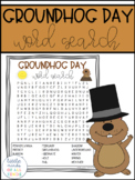 Groundhog Day Word Search