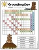 Groundhog Day Word Search - Hard