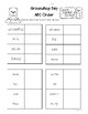 Groundhog Day Word Search and ABC Order Activity Pack