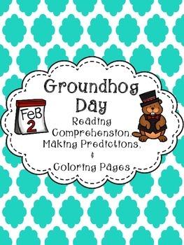 Groundhog Day Workbook