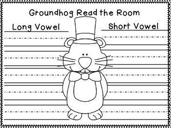 Groundhog Day Write the Room