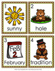Groundhog Day Write the Room Activity