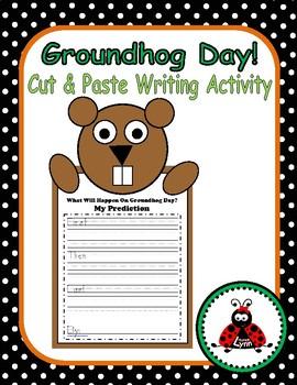 Groundhog Day Writing