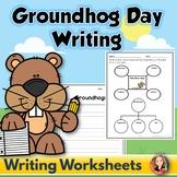 Groundhog Day Writing Activities