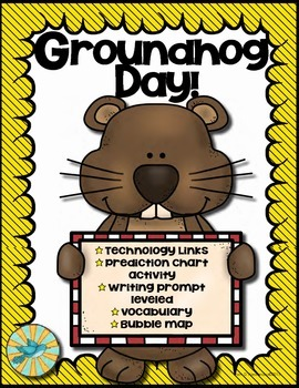 Groundhog Day Writing Prediction Chart Activity ~ Vocabula