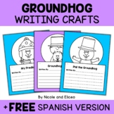 Groundhog Day Writing Prompt Crafts
