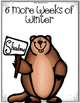 Groundhog Day; Writing Prompts; Graphic Organizer, Worksheets