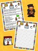 Groundhog Day Writing Prompts & Matching Papers