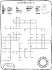 Groundhog Day crossword and word search puzzles