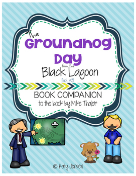 Groundhog Day from the Black Lagoon Book Companion