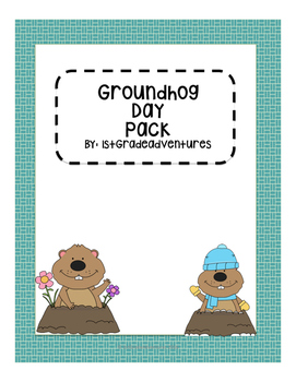 FREEBIE: Groundhog Day pack
