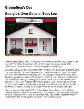 Groundhog Day with General Beau Lee