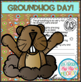 Groundhog Day... Informational Text, Crafts, Activities, R