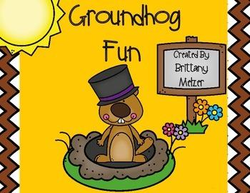Groundhog Fun Freebie