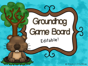 Groundhog Game Board