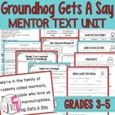 Groundhog Gets A Say Unit