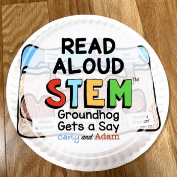 Groundhog Gets a Say READ ALOUD STEM™ Challenge: Groundhog Burrow Activity