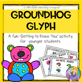 Groundhog Glyph: A Getting to Know You Activity