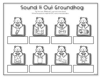 Groundhog Goodies