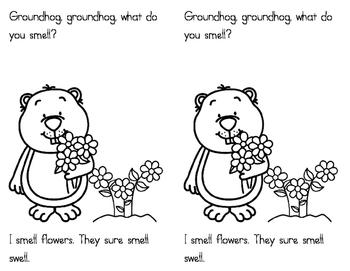 Groundhog Groundhog
