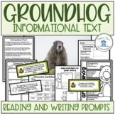 Groundhog Day Writing an Informational Text