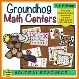 Groundhog Math Centers