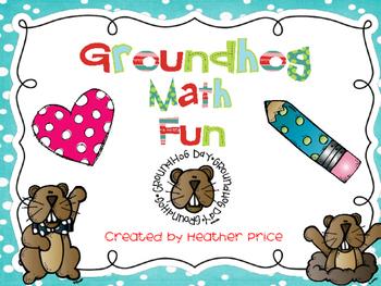 Groundhog Math Fun