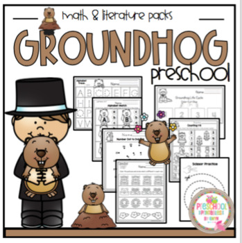 Groundhog Math and Literature Packet