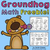Groundhog Math (freebie!)