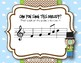 Groundhog Melodies! Interactive Melodic Game-Practice Pentatonic, do-re-mi-so-la