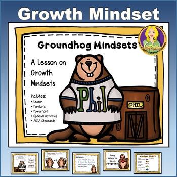 Groundhog Mindsets--lesson plan
