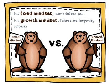 Groundhog Mindsets--lesson plan