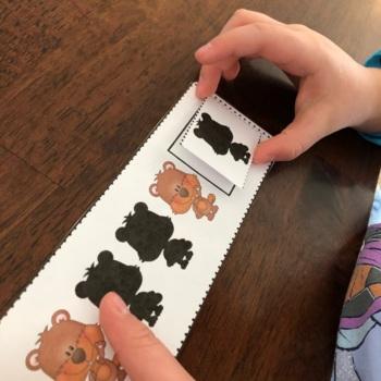 Groundhog Patterning Cards - Full Color Version