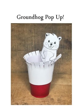 Groundhog Pop Up