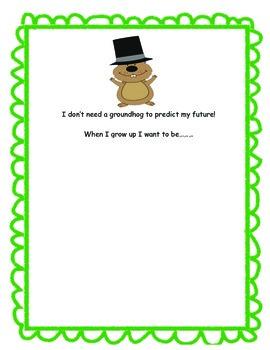 Groundhog Predicts My Future