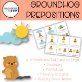 Groundhog Prepositions