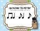 Groundhog Rhythms! An Interactive Rhythm Game - Practice Syncopa