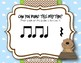 Groundhog Rhythms! An Interactive Rhythm Game - Practice Ta Rest