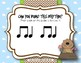 Groundhog Rhythms! An Interactive Rhythm Game - Practice Ta and Ti-ti