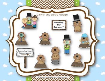 Groundhog Rhythms! An Interactive Rhythm Game - Practice Tika-ti