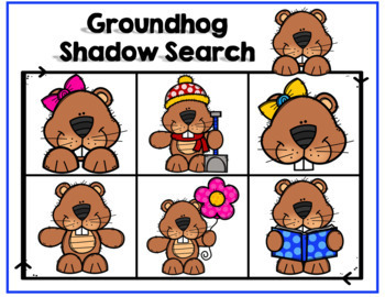 Groundhog Shadow Search