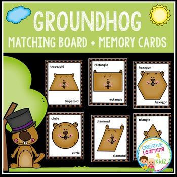 Groundhog Shape Matching & Memory