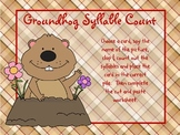 Groundhog Syllable Count