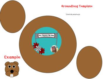 Groundhog Template: Groundhog Day