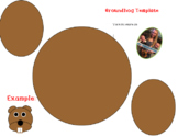 Groundhog Template: Groundhog Day