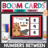 Groundhog Themed Digital Task Cards Boom