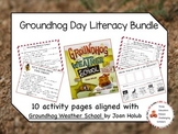 Groundhog Weather School Activity Bundle
