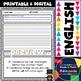 Groundhog Webquest and Printables