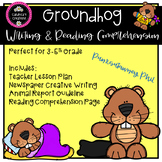 Groundhog Writing Lessons