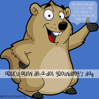 articulation do-a-dot Groundhog's day